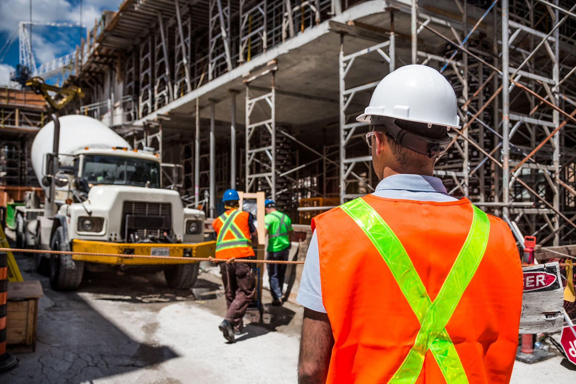 Paramus NJ construction employee unpaid wages attorney